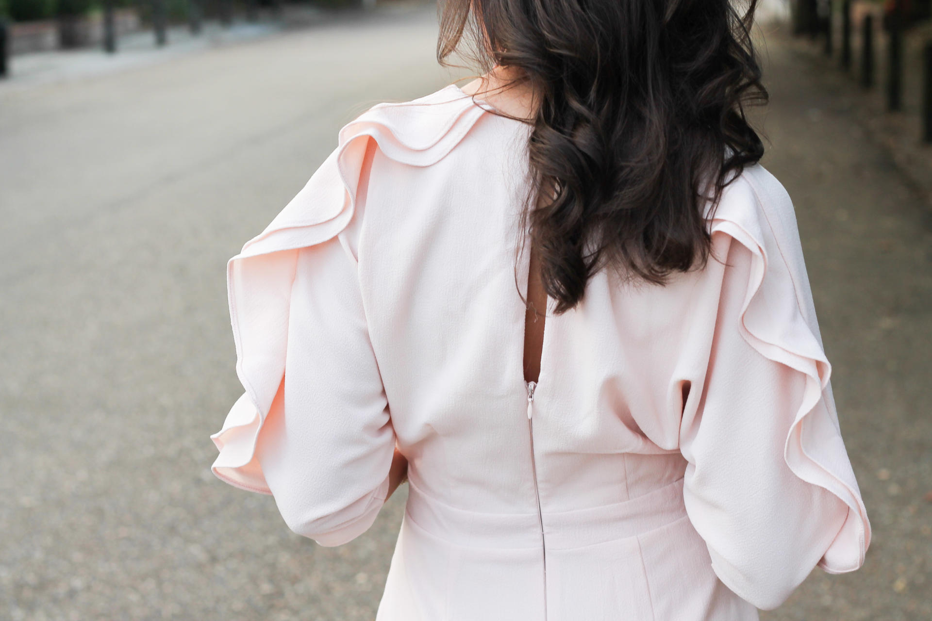 A Holiday In Ruffles