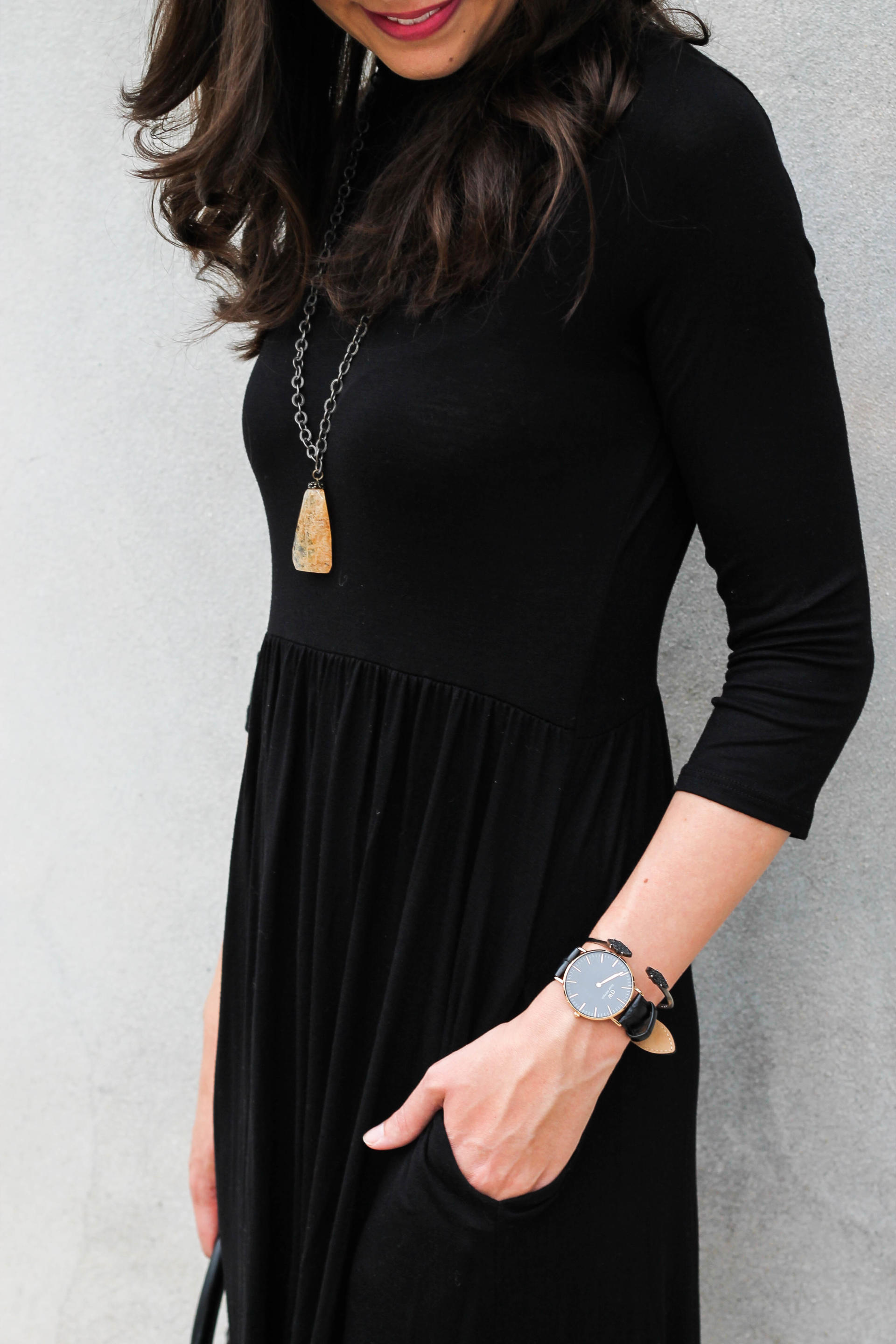 Modest Clothing With Dainty Jewels