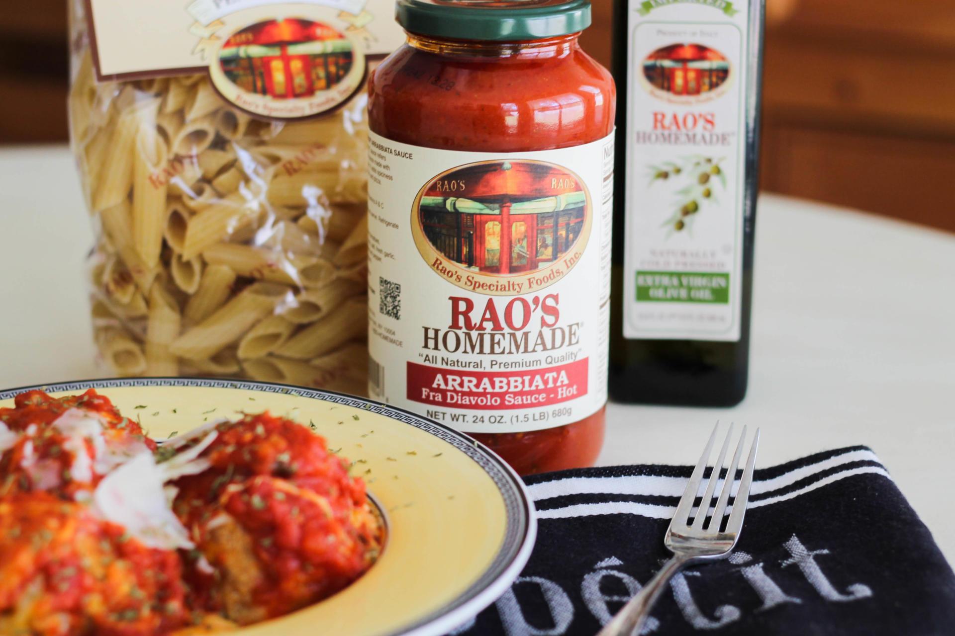 Lasagna Meatballs With Rao's Marinara Sauce - Lasagna Turkey Meatballs Recipe by New York lifestyle blogger Style Waltz