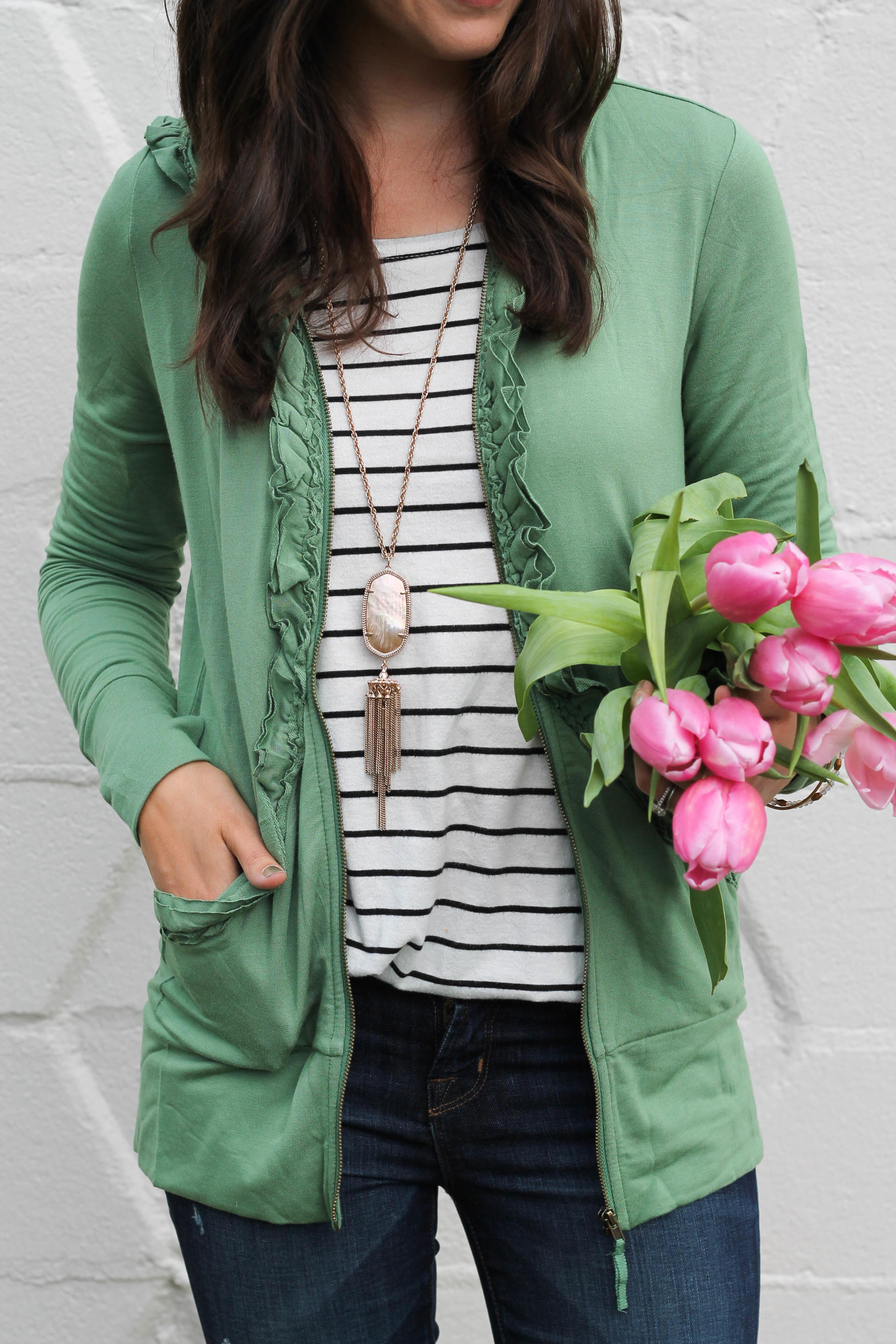 A Green Spring Jacket