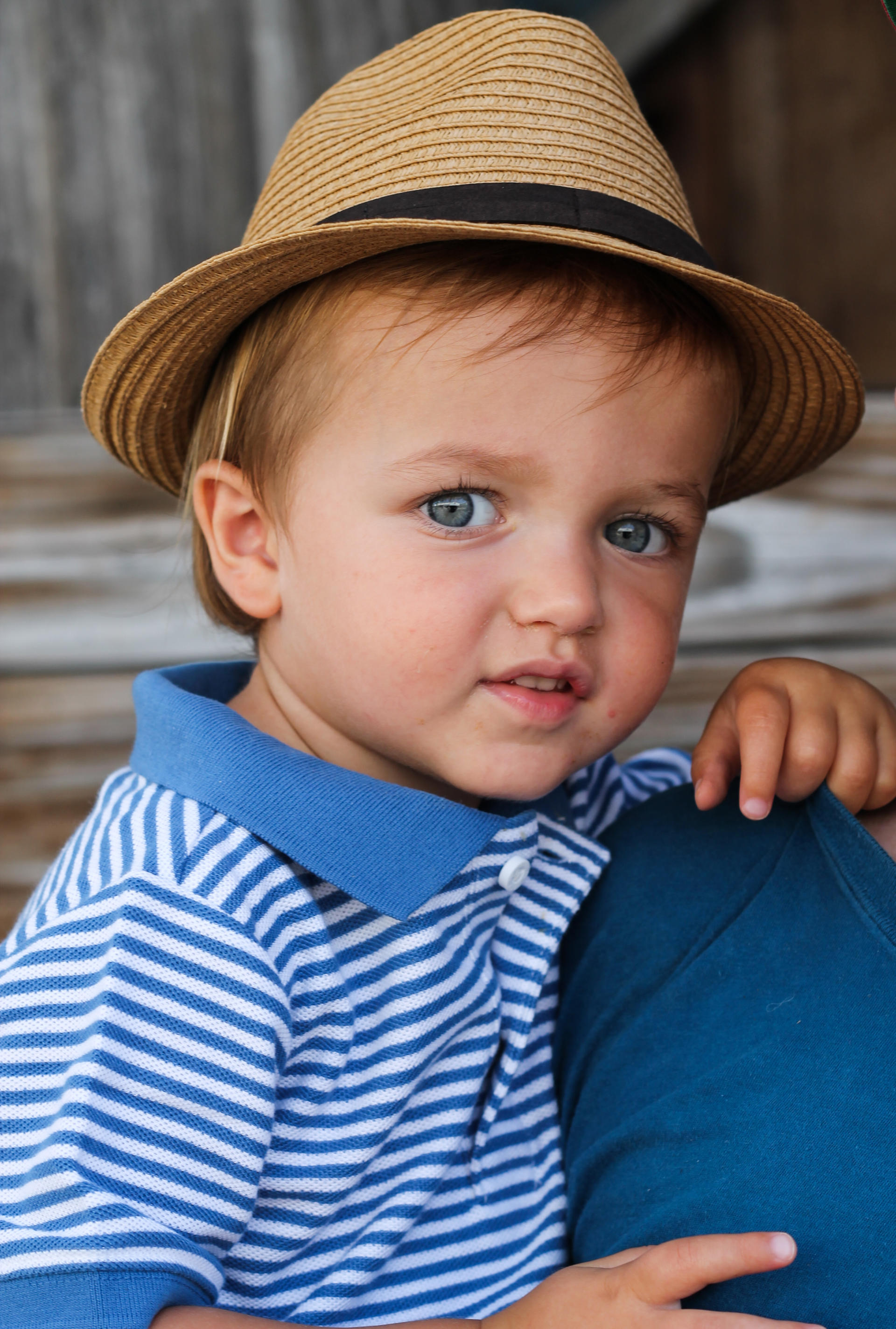 Baby Boy Summer Outfit With Janie and Jack