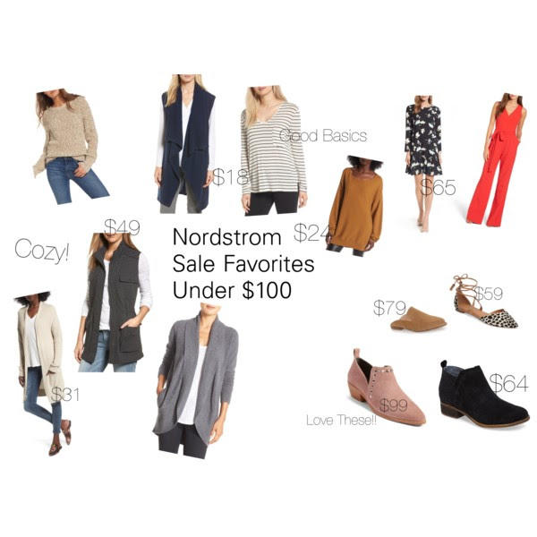 Nordstrom Sale Favorites Under $100