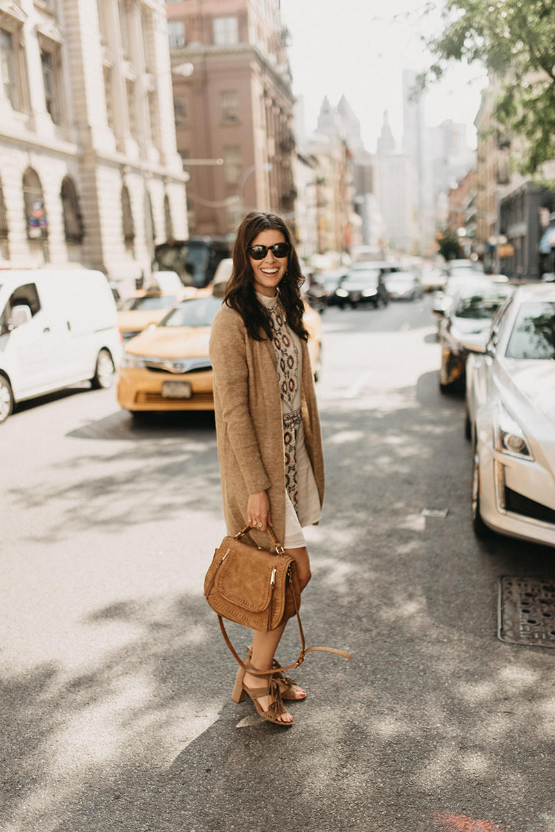 Layering Pieces For Your Fall Closet - 6 Fall Essentials That Every Closet Should Have by New York fashion blogger Style Waltz