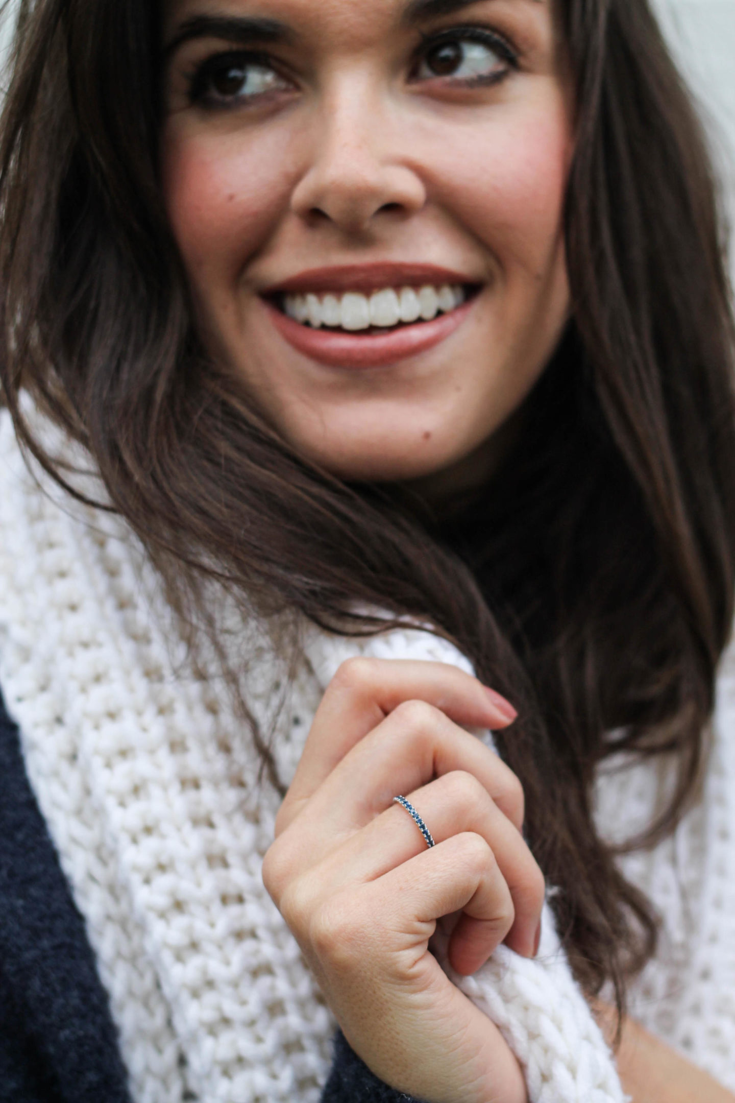 Give Blue Nile Jewelry This Christmas by New York fashion blogger Style Waltz