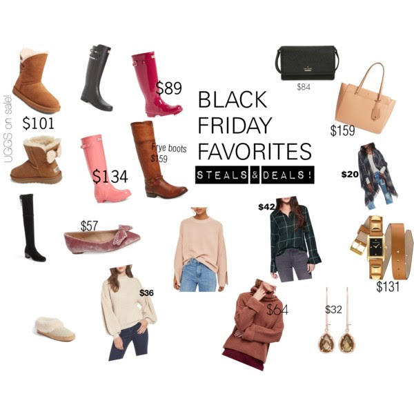 The Best Black Friday Deals For Her by New York fashion blogger Style Waltz