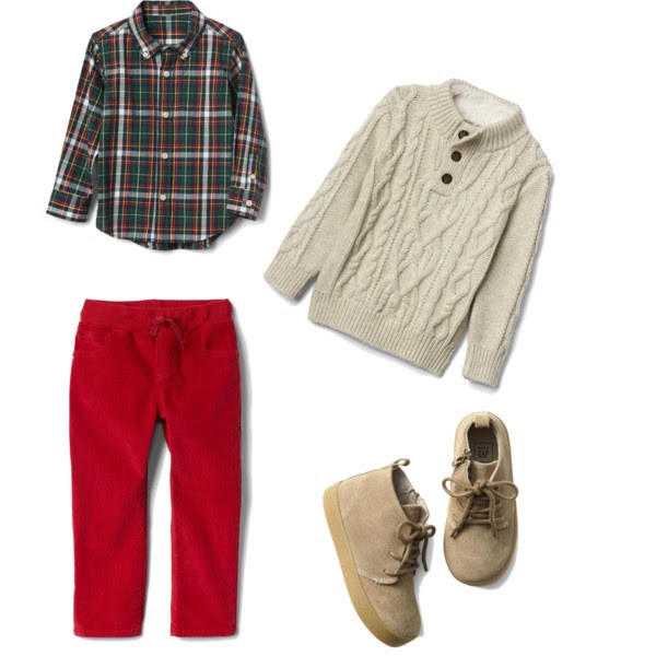 Christmas Card Picture Outfit Ideas For Toddler Boys - Christmas Card Pictures: Outfit Ideas For Toddler Boys by New York fashion blogger Style Waltz