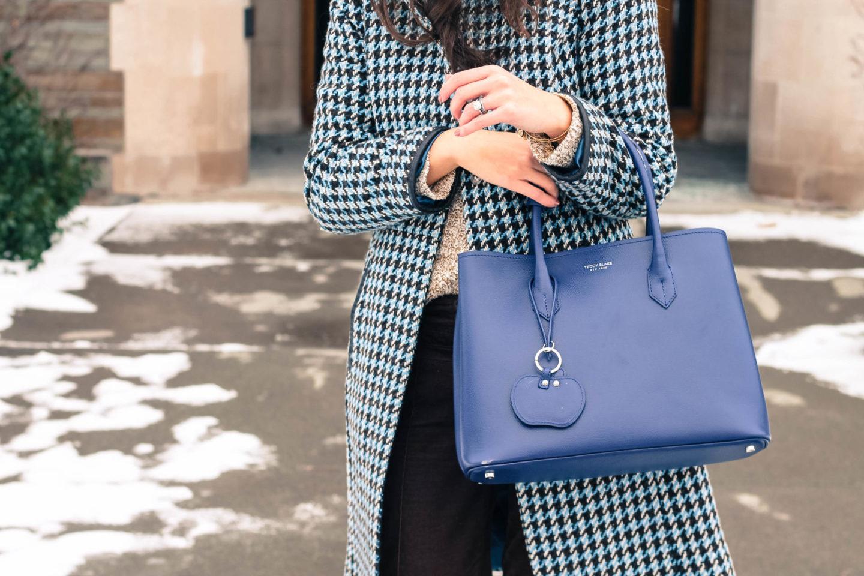 Affordable Luxury Leather Handbag